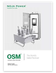 Вакуумный реклоузер OSM. Руководство по продукту
