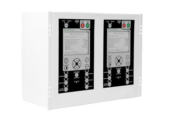 Двойной блок дистанционного управления HMI